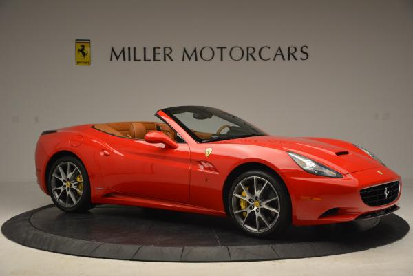 Used 2011 Ferrari California for sale Sold at Aston Martin of Greenwich in Greenwich CT 06830 10