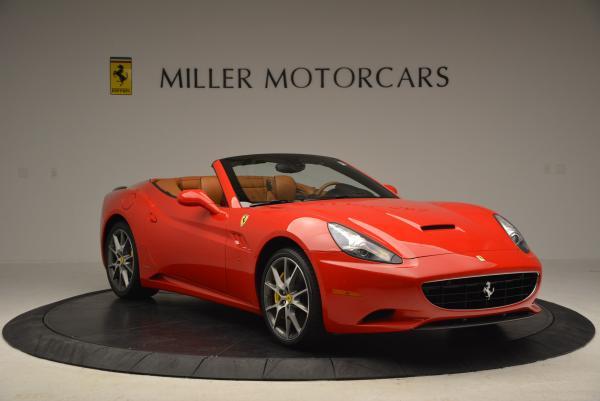 Used 2011 Ferrari California for sale Sold at Aston Martin of Greenwich in Greenwich CT 06830 11