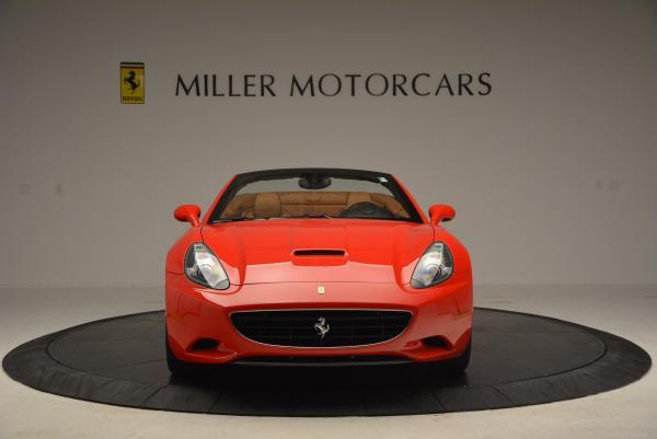 Used 2011 Ferrari California for sale Sold at Aston Martin of Greenwich in Greenwich CT 06830 12