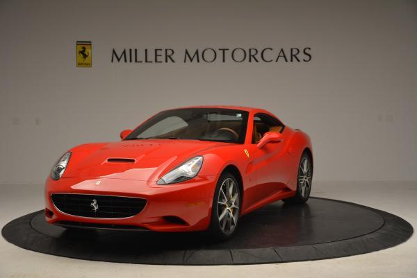 Used 2011 Ferrari California for sale Sold at Aston Martin of Greenwich in Greenwich CT 06830 13