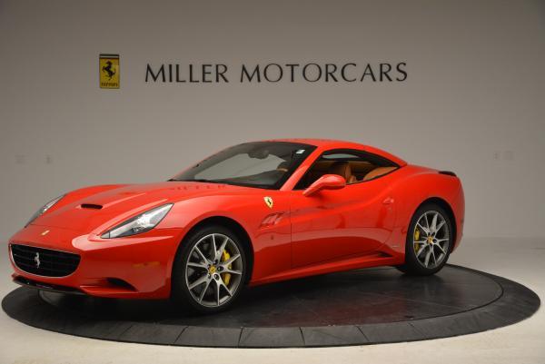 Used 2011 Ferrari California for sale Sold at Aston Martin of Greenwich in Greenwich CT 06830 14