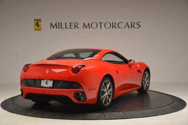 Used 2011 Ferrari California for sale Sold at Aston Martin of Greenwich in Greenwich CT 06830 19