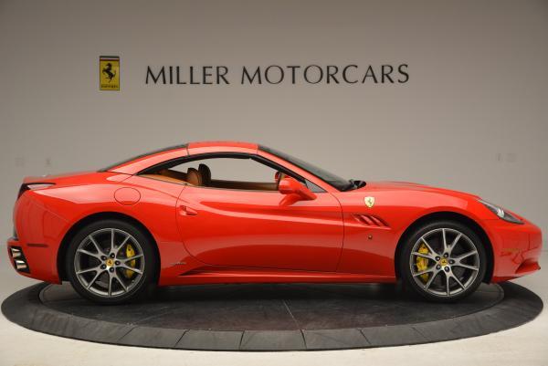 Used 2011 Ferrari California for sale Sold at Aston Martin of Greenwich in Greenwich CT 06830 21