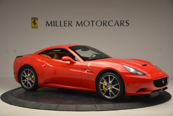 Used 2011 Ferrari California for sale Sold at Aston Martin of Greenwich in Greenwich CT 06830 22