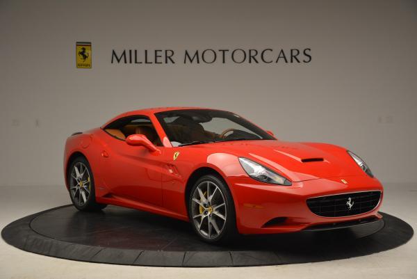 Used 2011 Ferrari California for sale Sold at Aston Martin of Greenwich in Greenwich CT 06830 23