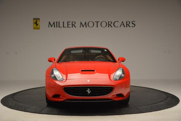 Used 2011 Ferrari California for sale Sold at Aston Martin of Greenwich in Greenwich CT 06830 24