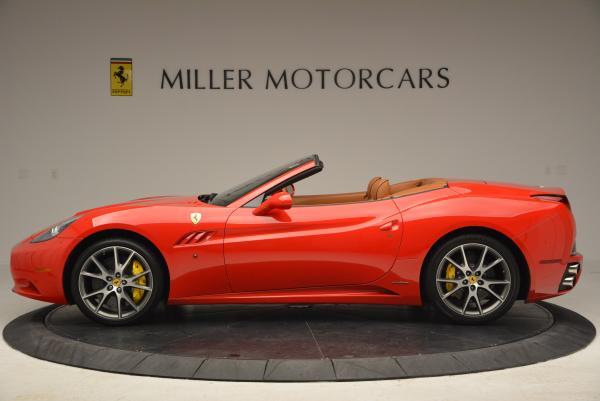 Used 2011 Ferrari California for sale Sold at Aston Martin of Greenwich in Greenwich CT 06830 3