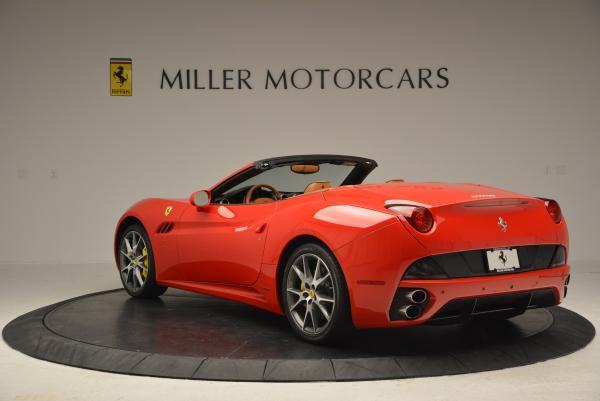 Used 2011 Ferrari California for sale Sold at Aston Martin of Greenwich in Greenwich CT 06830 5