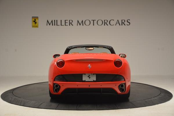Used 2011 Ferrari California for sale Sold at Aston Martin of Greenwich in Greenwich CT 06830 6