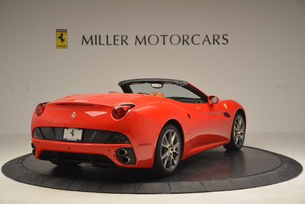 Used 2011 Ferrari California for sale Sold at Aston Martin of Greenwich in Greenwich CT 06830 7