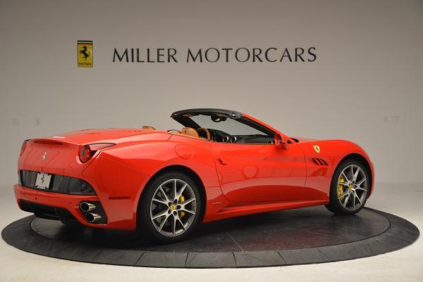 Used 2011 Ferrari California for sale Sold at Aston Martin of Greenwich in Greenwich CT 06830 8