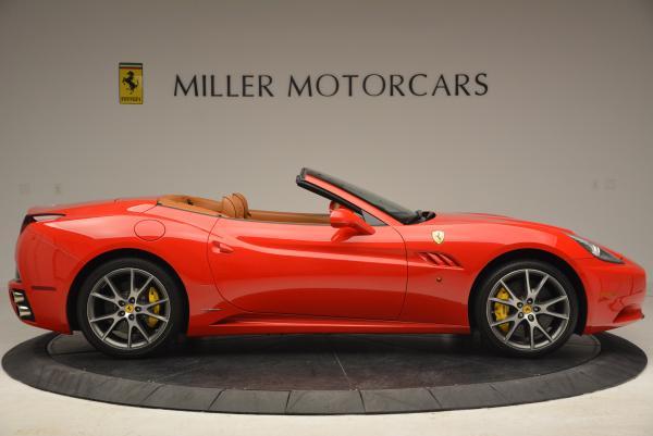 Used 2011 Ferrari California for sale Sold at Aston Martin of Greenwich in Greenwich CT 06830 9