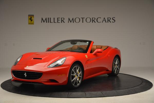 Used 2011 Ferrari California for sale Sold at Aston Martin of Greenwich in Greenwich CT 06830 1