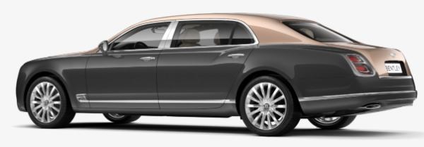 New 2017 Bentley Mulsanne Extended Wheelbase for sale Sold at Aston Martin of Greenwich in Greenwich CT 06830 3