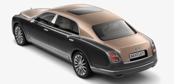 New 2017 Bentley Mulsanne Extended Wheelbase for sale Sold at Aston Martin of Greenwich in Greenwich CT 06830 4