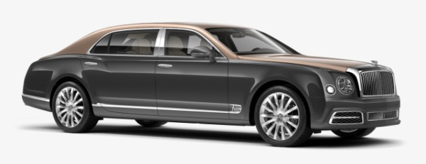 New 2017 Bentley Mulsanne Extended Wheelbase for sale Sold at Aston Martin of Greenwich in Greenwich CT 06830 1