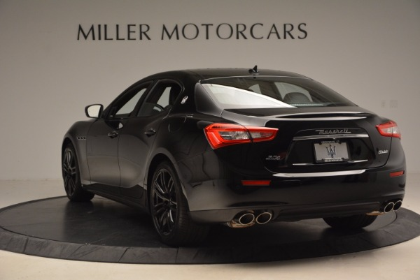 New 2017 Maserati Ghibli Nerissimo Edition S Q4 for sale Sold at Aston Martin of Greenwich in Greenwich CT 06830 5