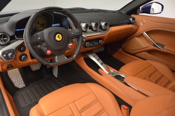 Used 2017 Ferrari F12 Berlinetta for sale Sold at Aston Martin of Greenwich in Greenwich CT 06830 13