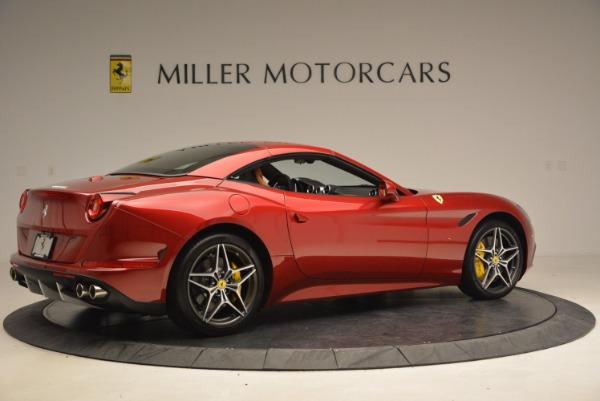 Used 2017 Ferrari California T for sale Sold at Aston Martin of Greenwich in Greenwich CT 06830 20
