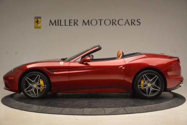 Used 2017 Ferrari California T for sale Sold at Aston Martin of Greenwich in Greenwich CT 06830 3