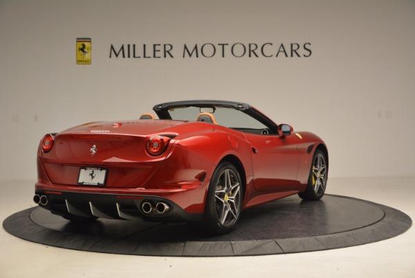 Used 2017 Ferrari California T for sale Sold at Aston Martin of Greenwich in Greenwich CT 06830 7