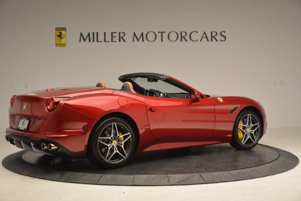 Used 2017 Ferrari California T for sale Sold at Aston Martin of Greenwich in Greenwich CT 06830 8