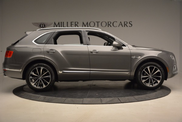 New 2018 Bentley Bentayga Activity Edition-Now with seating for 7!!! for sale Sold at Aston Martin of Greenwich in Greenwich CT 06830 10