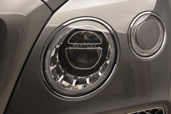 New 2018 Bentley Bentayga Activity Edition-Now with seating for 7!!! for sale Sold at Aston Martin of Greenwich in Greenwich CT 06830 17