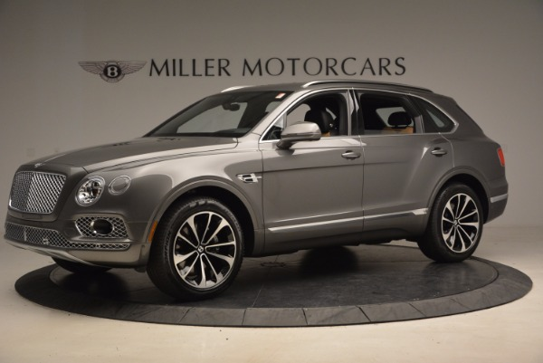 New 2018 Bentley Bentayga Activity Edition-Now with seating for 7!!! for sale Sold at Aston Martin of Greenwich in Greenwich CT 06830 2