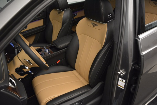 New 2018 Bentley Bentayga Activity Edition-Now with seating for 7!!! for sale Sold at Aston Martin of Greenwich in Greenwich CT 06830 25