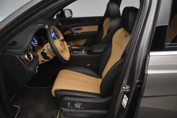 New 2018 Bentley Bentayga Activity Edition-Now with seating for 7!!! for sale Sold at Aston Martin of Greenwich in Greenwich CT 06830 26