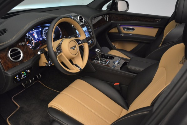 New 2018 Bentley Bentayga Activity Edition-Now with seating for 7!!! for sale Sold at Aston Martin of Greenwich in Greenwich CT 06830 27