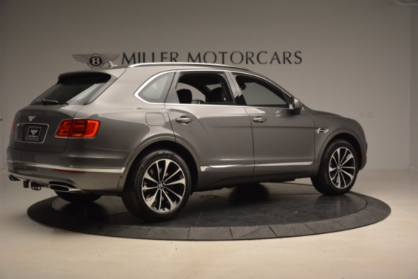 New 2018 Bentley Bentayga Activity Edition-Now with seating for 7!!! for sale Sold at Aston Martin of Greenwich in Greenwich CT 06830 9