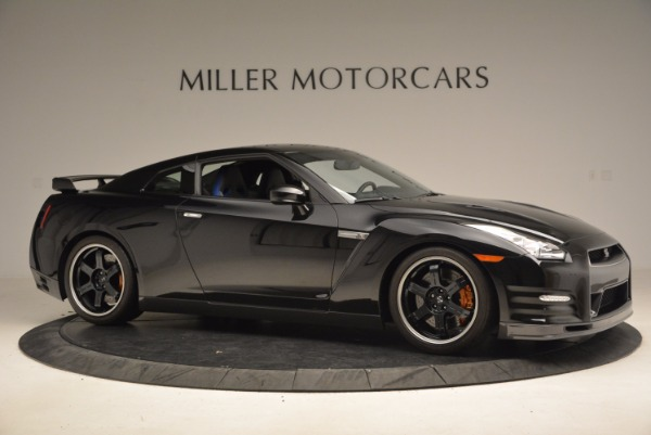 Used 2014 Nissan GT-R Track Edition for sale Sold at Aston Martin of Greenwich in Greenwich CT 06830 10