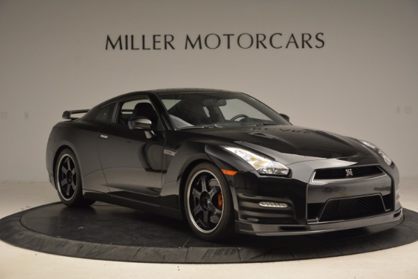Used 2014 Nissan GT-R Track Edition for sale Sold at Aston Martin of Greenwich in Greenwich CT 06830 11