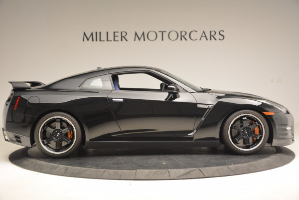 Used 2014 Nissan GT-R Track Edition for sale Sold at Aston Martin of Greenwich in Greenwich CT 06830 9