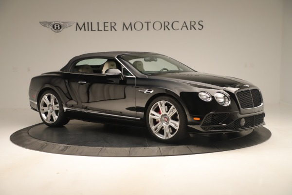 Used 2016 Bentley Continental GTC V8 S for sale Sold at Aston Martin of Greenwich in Greenwich CT 06830 19