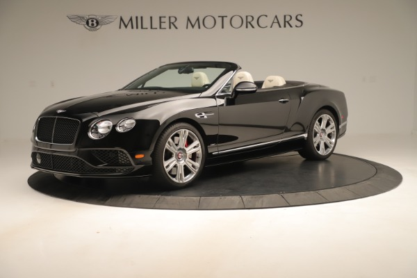 Used 2016 Bentley Continental GTC V8 S for sale Sold at Aston Martin of Greenwich in Greenwich CT 06830 2