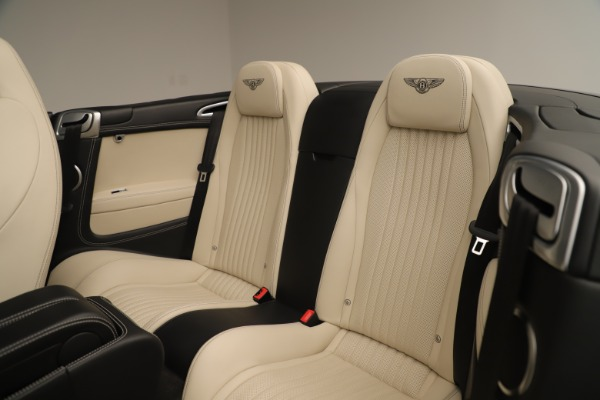 Used 2016 Bentley Continental GTC V8 S for sale Sold at Aston Martin of Greenwich in Greenwich CT 06830 26