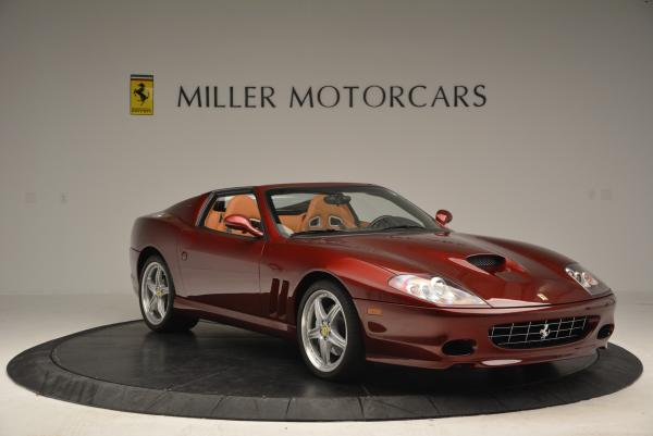 Used 2005 Ferrari Superamerica for sale Sold at Aston Martin of Greenwich in Greenwich CT 06830 11