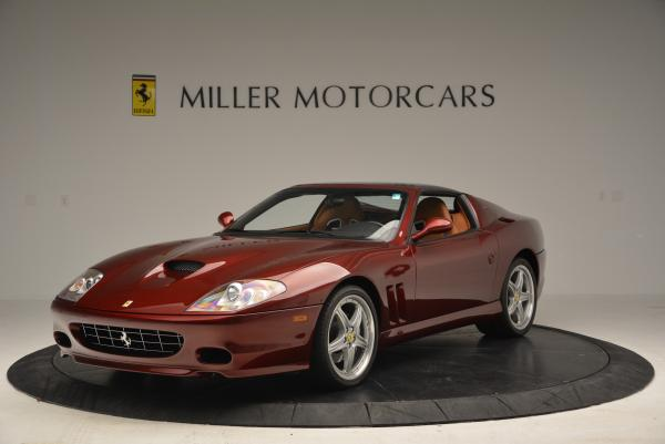 Used 2005 Ferrari Superamerica for sale Sold at Aston Martin of Greenwich in Greenwich CT 06830 13