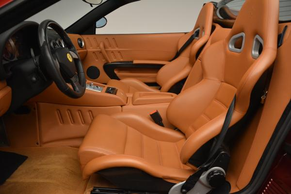 Used 2005 Ferrari Superamerica for sale Sold at Aston Martin of Greenwich in Greenwich CT 06830 25