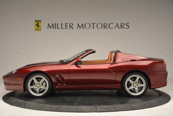 Used 2005 Ferrari Superamerica for sale Sold at Aston Martin of Greenwich in Greenwich CT 06830 3