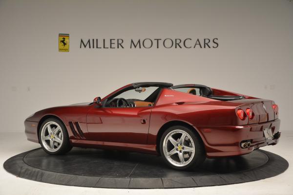 Used 2005 Ferrari Superamerica for sale Sold at Aston Martin of Greenwich in Greenwich CT 06830 4