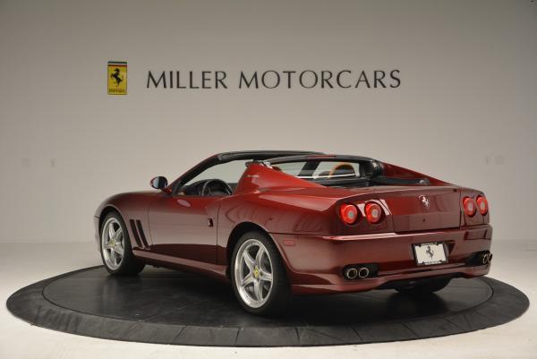 Used 2005 Ferrari Superamerica for sale Sold at Aston Martin of Greenwich in Greenwich CT 06830 5