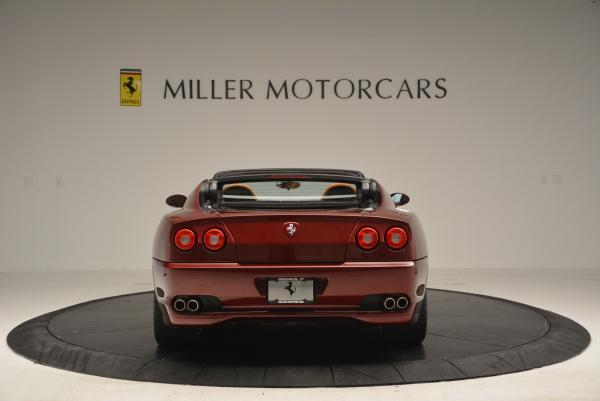 Used 2005 Ferrari Superamerica for sale Sold at Aston Martin of Greenwich in Greenwich CT 06830 6