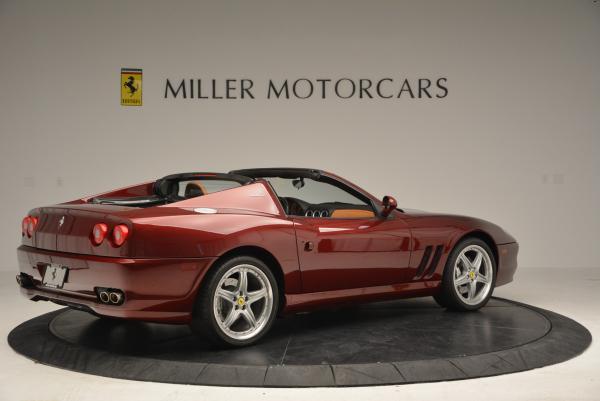 Used 2005 Ferrari Superamerica for sale Sold at Aston Martin of Greenwich in Greenwich CT 06830 8