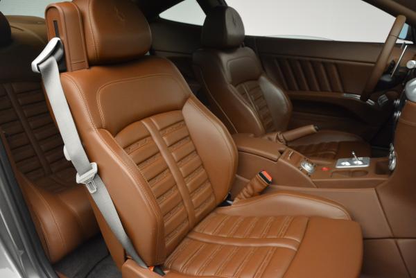 Used 2009 Ferrari 612 Scaglietti OTO for sale Sold at Aston Martin of Greenwich in Greenwich CT 06830 20
