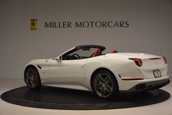 Used 2017 Ferrari California T for sale Sold at Aston Martin of Greenwich in Greenwich CT 06830 4