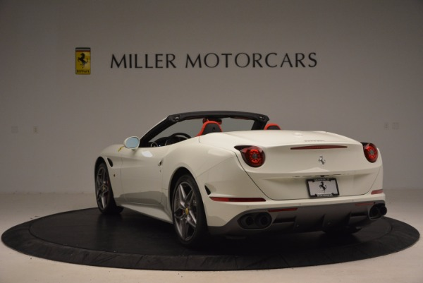 Used 2017 Ferrari California T for sale Sold at Aston Martin of Greenwich in Greenwich CT 06830 5